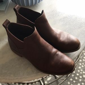 Timberland Brown Booties